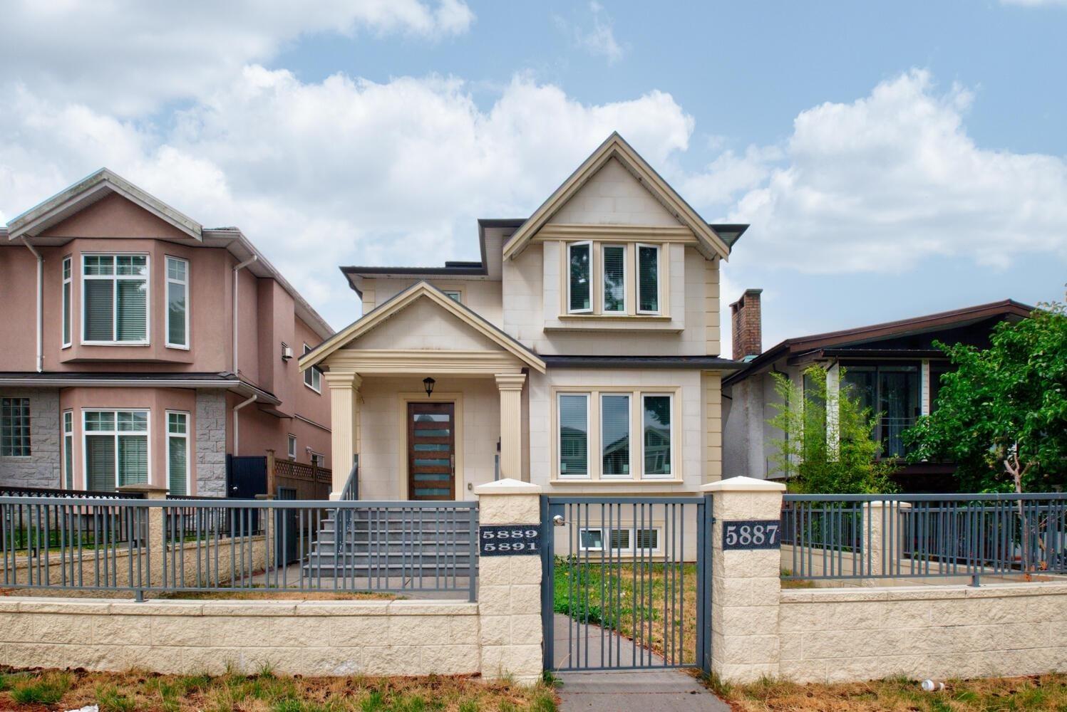 5887 BATTISON STREET - Killarney VE House/Single Family for sale, 10 Bedrooms (R2611336) - #1