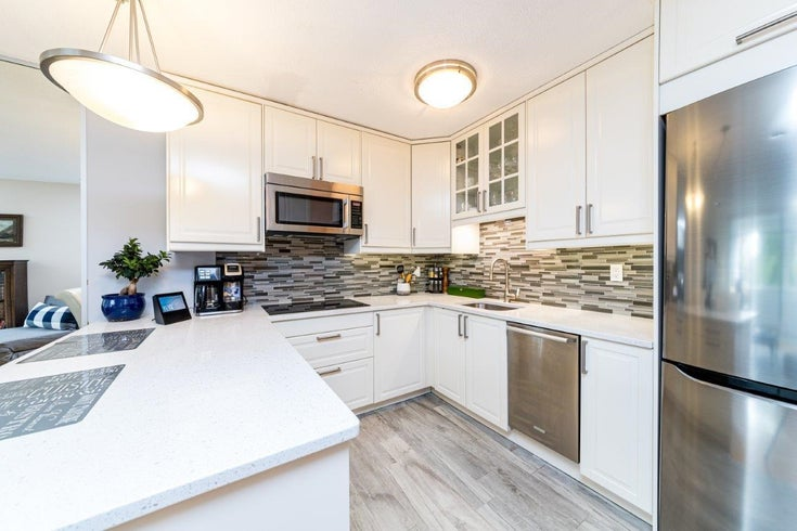 115 1425 ESQUIMALT AVENUE - Ambleside Apartment/Condo for sale, 1 Bedroom (R2611391)