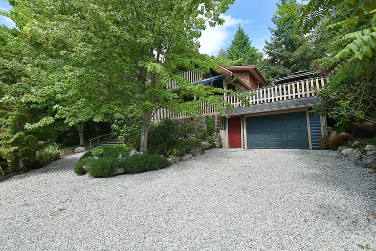 2348 SUNSHINE COAST HIGHWAY - Roberts Creek House with Acreage for sale, 4 Bedrooms (R2611484)