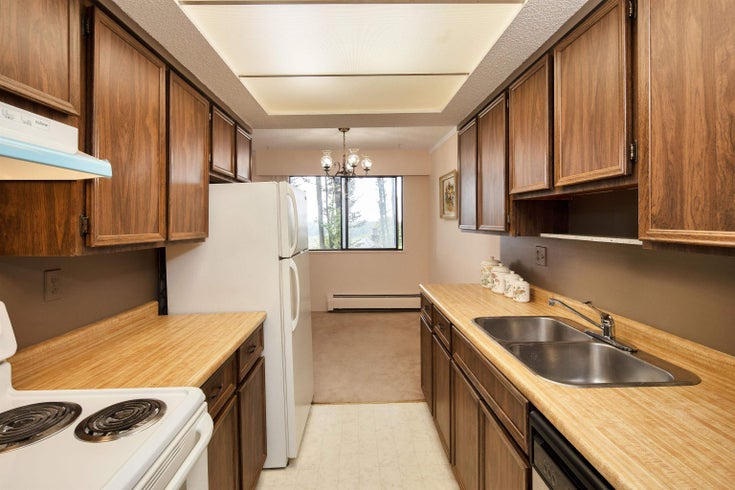 206 1025 CORNWALL STREET - Uptown NW Apartment/Condo for sale, 2 Bedrooms (R2611574)