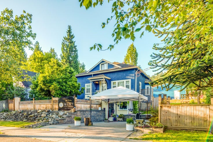 2221 CLARKE STREET - Port Moody Centre House/Single Family for sale, 2 Bedrooms (R2611613)