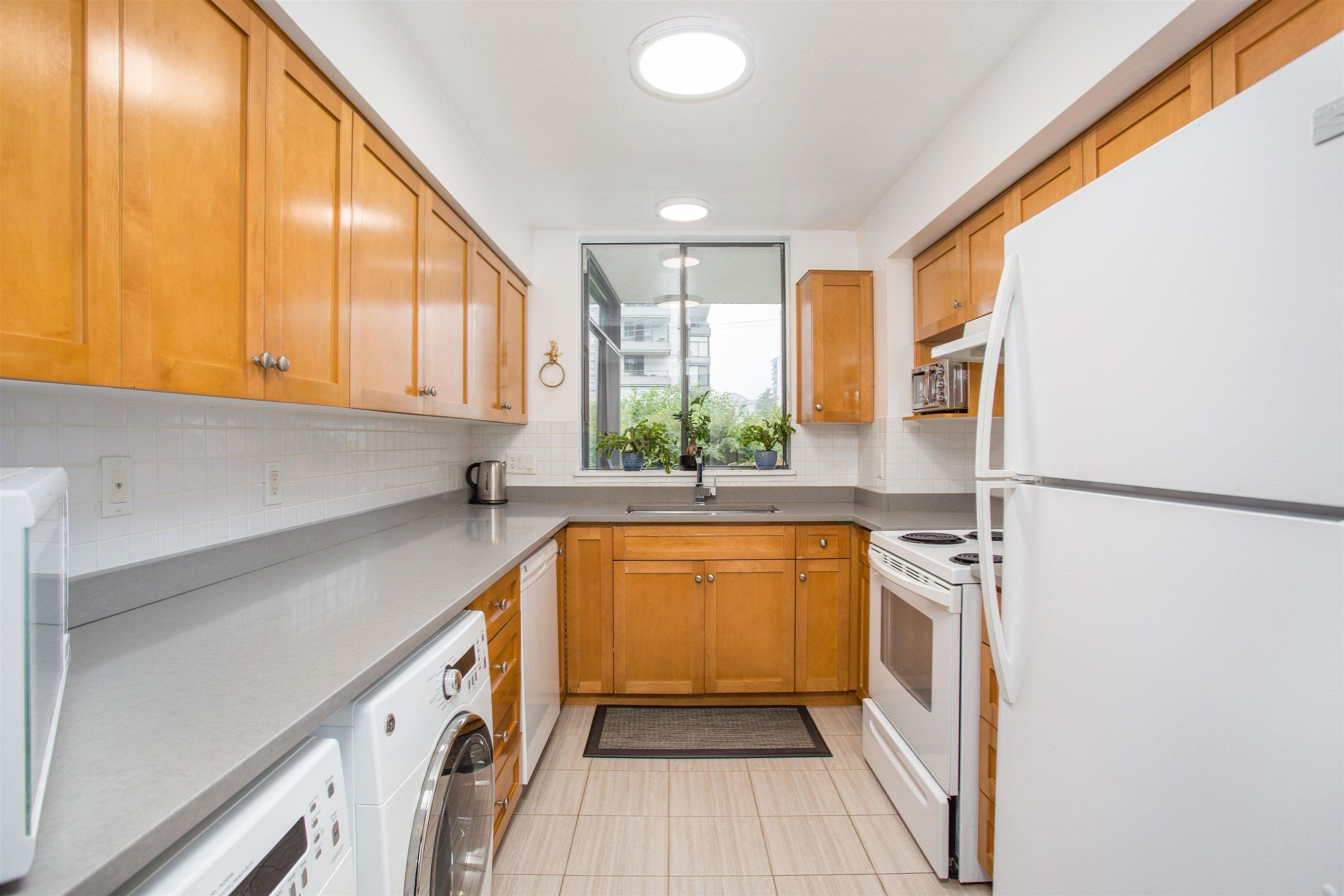 203 1390 DUCHESS AVENUE - Ambleside Apartment/Condo for sale, 1 Bedroom (R2611618) - #11