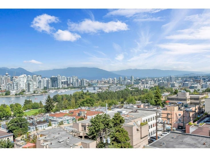804 2483 SPRUCE STREET - Fairview VW Apartment/Condo for sale, 2 Bedrooms (R2611629)