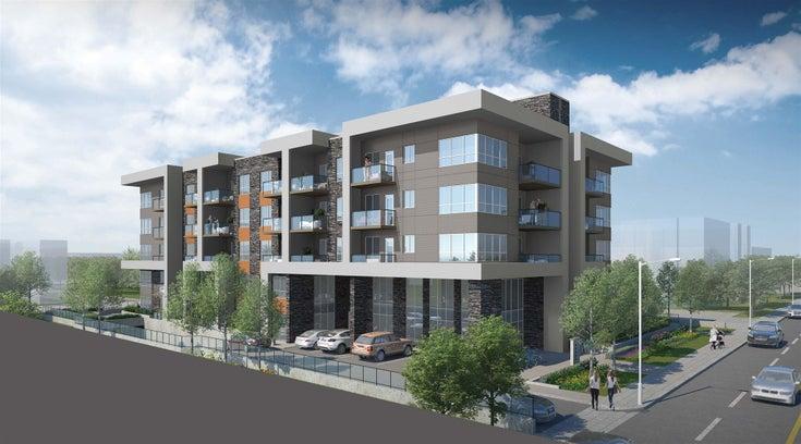 105 11917 BURNETT STREET - East Central Apartment/Condo for sale, 2 Bedrooms (R2611680)