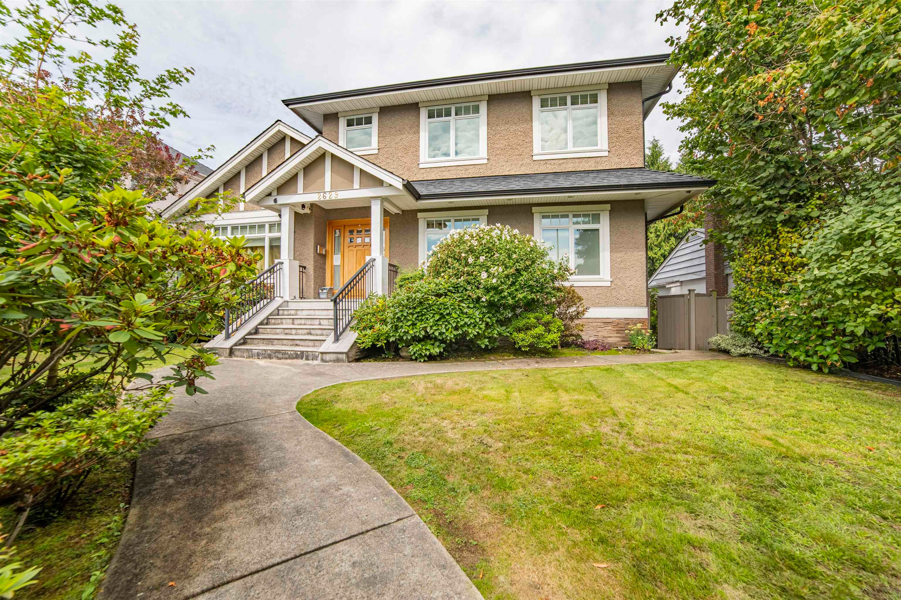 2629 MCBAIN AVENUE - Quilchena House/Single Family for sale, 6 Bedrooms (R2611701)