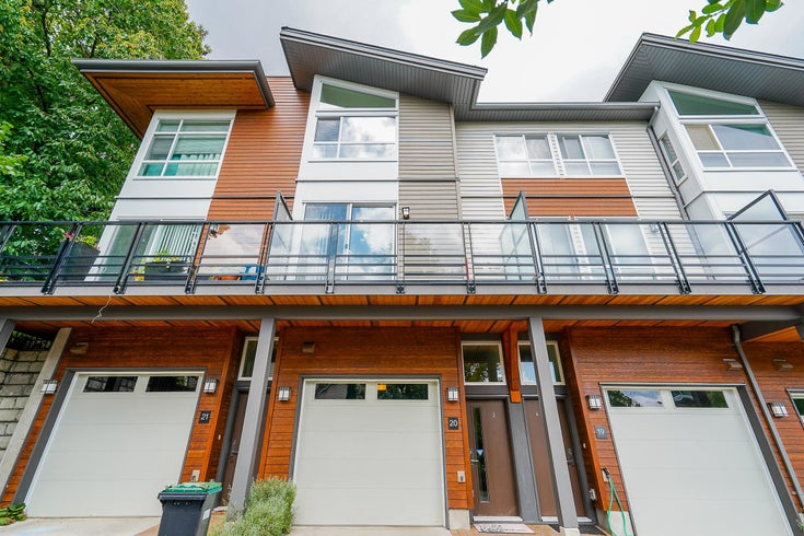 20 909 CLARKE ROAD - College Park PM Townhouse for sale, 3 Bedrooms (R2611759)