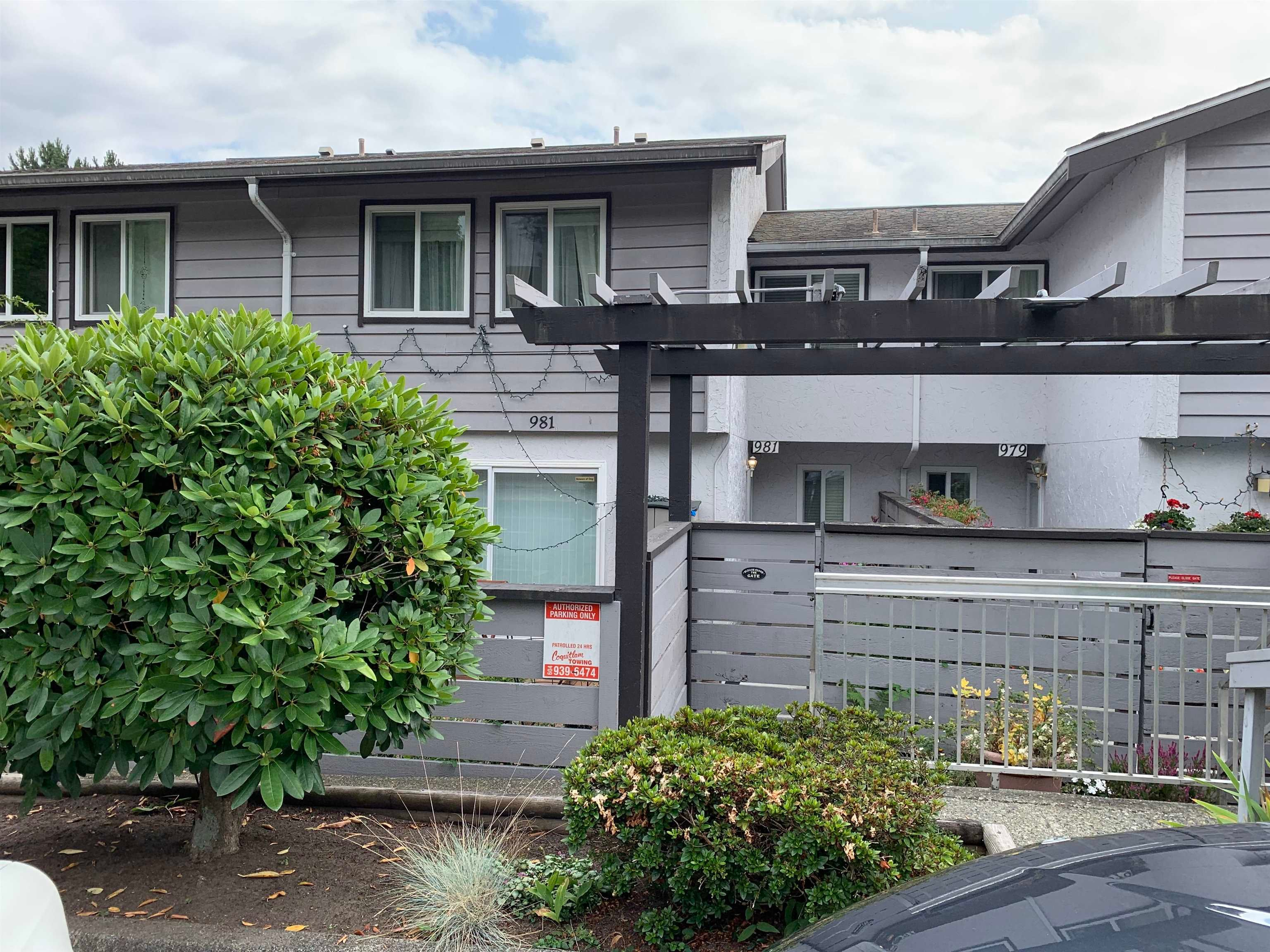 981 HOWIE AVENUE - Central Coquitlam Townhouse for sale, 3 Bedrooms (R2611807) - #1