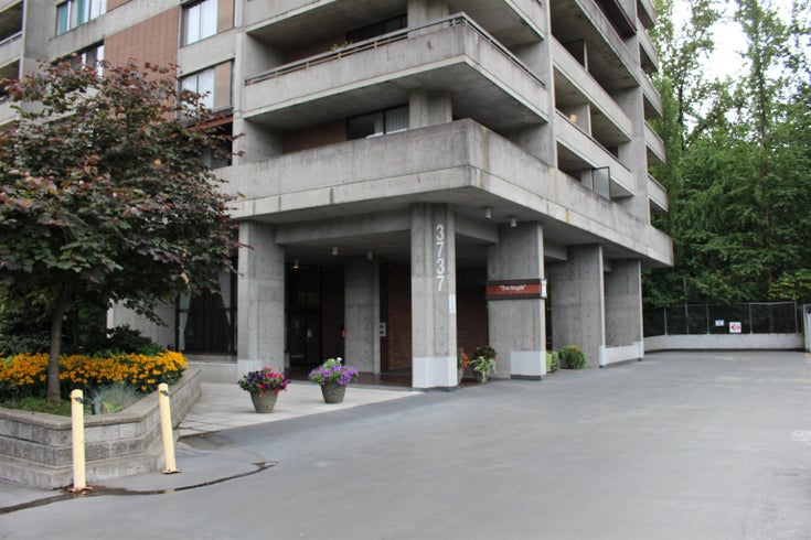 1002 3737 BARTLETT COURT - Sullivan Heights Apartment/Condo for sale, 1 Bedroom (R2611844)