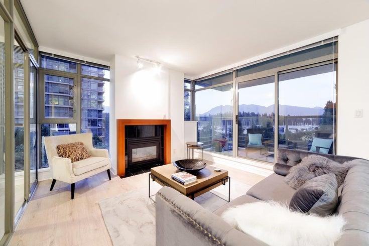 403 1680 BAYSHORE DRIVE - Coal Harbour Apartment/Condo for sale, 2 Bedrooms (R2611858)