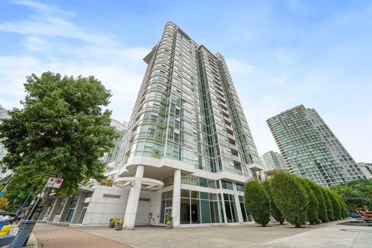 2005 1077 MARINASIDE CRESCENT - Yaletown Apartment/Condo for sale, 2 Bedrooms (R2612033)