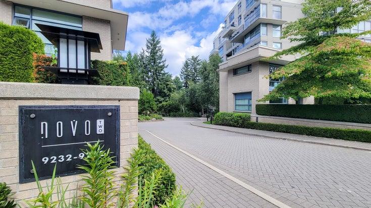 602 9232 UNIVERSITY CRESCENT - Simon Fraser Univer. Apartment/Condo for sale, 1 Bedroom (R2612163)