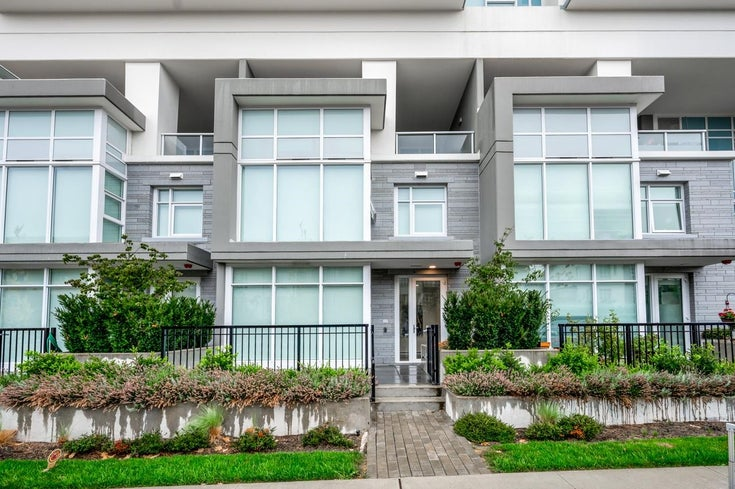 103 525 FOSTER AVENUE - Coquitlam West Townhouse for sale, 4 Bedrooms (R2612200)