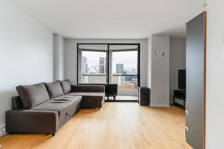 2503 1189 HOWE STREET - Downtown VW Apartment/Condo for sale, 1 Bedroom (R2612297)