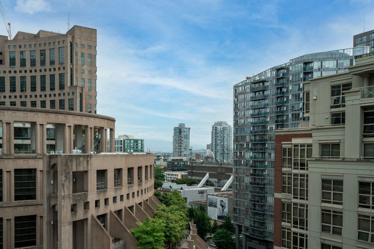 1207 822 HOMER STREET - Downtown VW Apartment/Condo for sale, 1 Bedroom (R2612307)