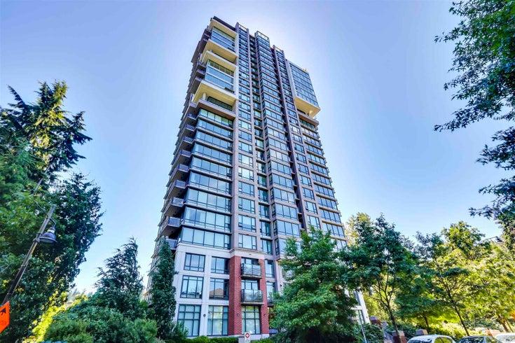 2203 301 CAPILANO ROAD - Port Moody Centre Apartment/Condo for sale, 2 Bedrooms (R2612329)