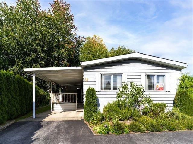 58 145 KING EDWARD STREET - Maillardville Manufactured for sale, 3 Bedrooms (R2612331)