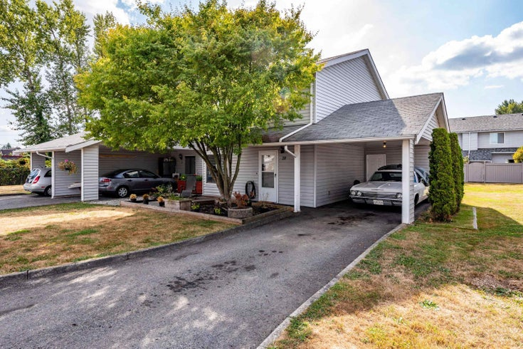 28 26970 32 AVENUE - Aldergrove Langley Townhouse for sale, 3 Bedrooms (R2612433)