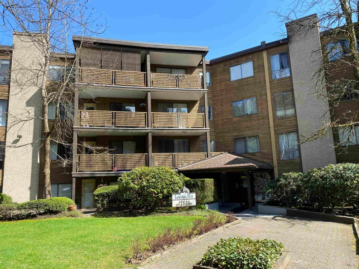 114 10644 151A STREET - Guildford Apartment/Condo for sale, 1 Bedroom (R2612479)