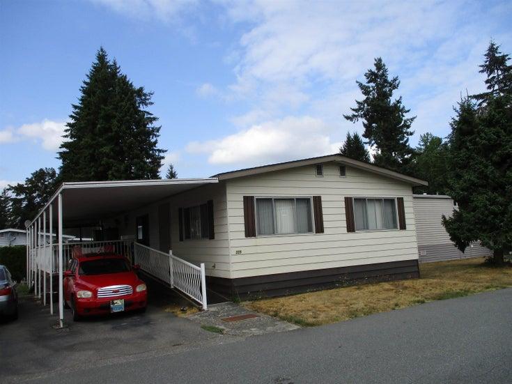 225 3665 244 STREET - Aldergrove Langley Manufactured for sale, 2 Bedrooms (R2612491)