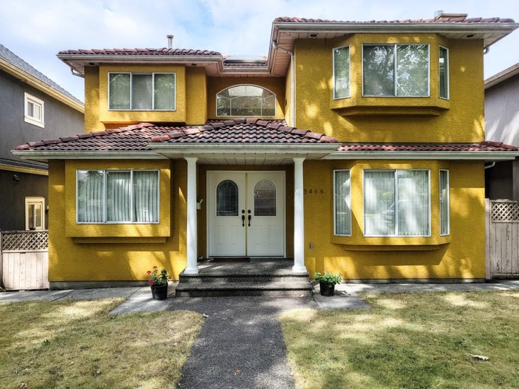 3469 E 22ND AVENUE - Renfrew Heights House/Single Family for sale, 6 Bedrooms (R2612501)