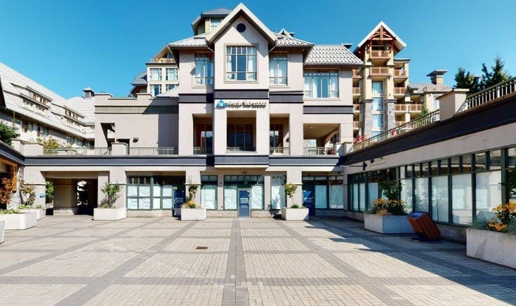 423 4295 BLACKCOMB WAY - Whistler Village Apartment/Condo for sale(R2612543)