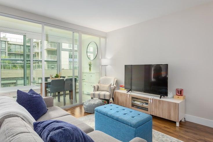 318 159 W 2ND AVENUE - False Creek Apartment/Condo for sale, 2 Bedrooms (R2612577)