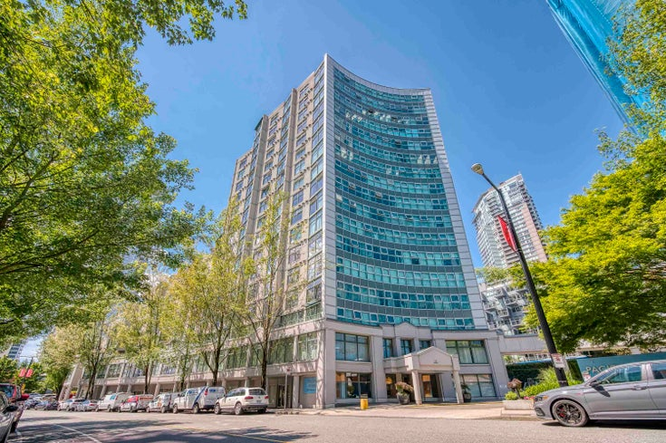 B1501 1331 HOMER STREET - Yaletown Apartment/Condo for sale, 1 Bedroom (R2612656)