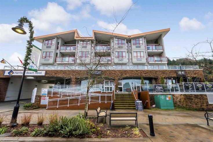 308 160 ESPLANADE AVENUE - Harrison Hot Springs Apartment/Condo for sale(R2612683)