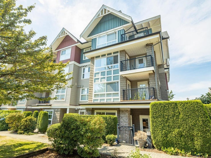 114 7088 MONT ROYAL SQUARE - Champlain Heights Apartment/Condo for sale, 3 Bedrooms (R2612705)