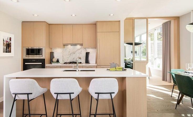 1905 5608 BERTON AVENUE - University VW Apartment/Condo for sale, 2 Bedrooms (R2612728)