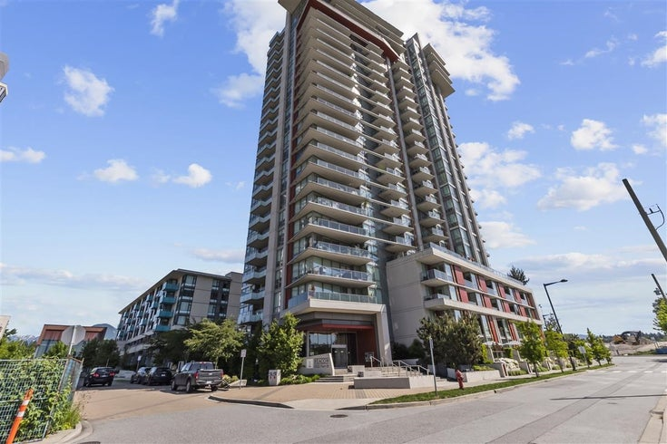 1104 1550 FERN STREET - Lynnmour Apartment/Condo for sale, 2 Bedrooms (R2612733)