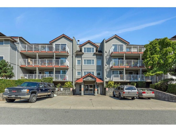 107 33669 2ND AVENUE - Mission BC Apartment/Condo for sale, 2 Bedrooms (R2612757)