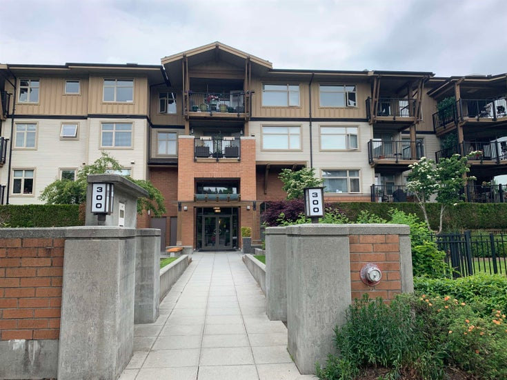 201 300 KLAHANIE DRIVE - Port Moody Centre Apartment/Condo for sale, 2 Bedrooms (R2612856)