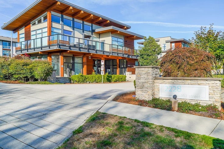 160 2228 162 STREET - Grandview Surrey Townhouse for sale, 2 Bedrooms (R2612887)