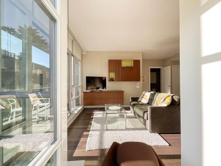 401 1616 COLUMBIA STREET - False Creek Apartment/Condo for sale, 1 Bedroom (R2612888)