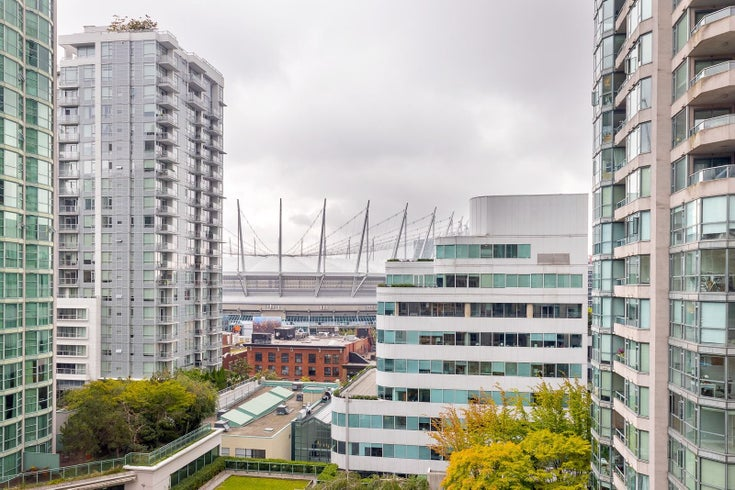 1203 867 HAMILTON STREET - Downtown VW Apartment/Condo for sale, 2 Bedrooms (R2613023)