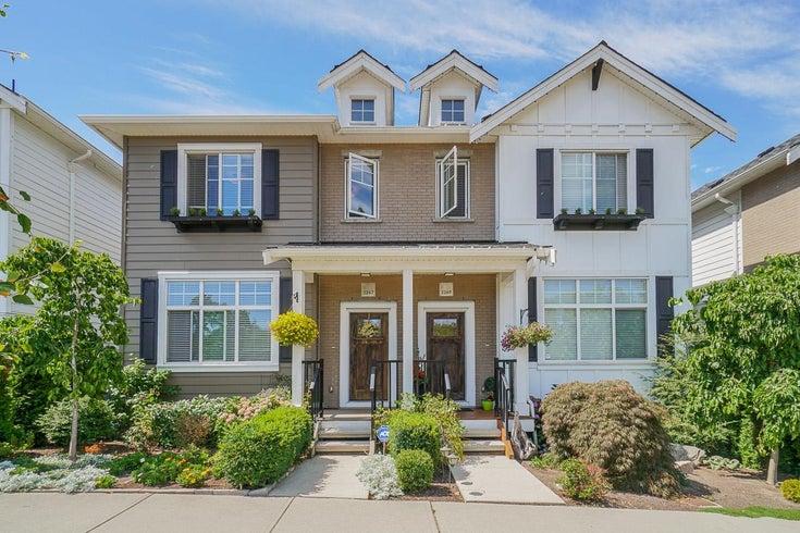 2267 165 STREET - Grandview Surrey 1/2 Duplex for sale, 4 Bedrooms (R2613061)