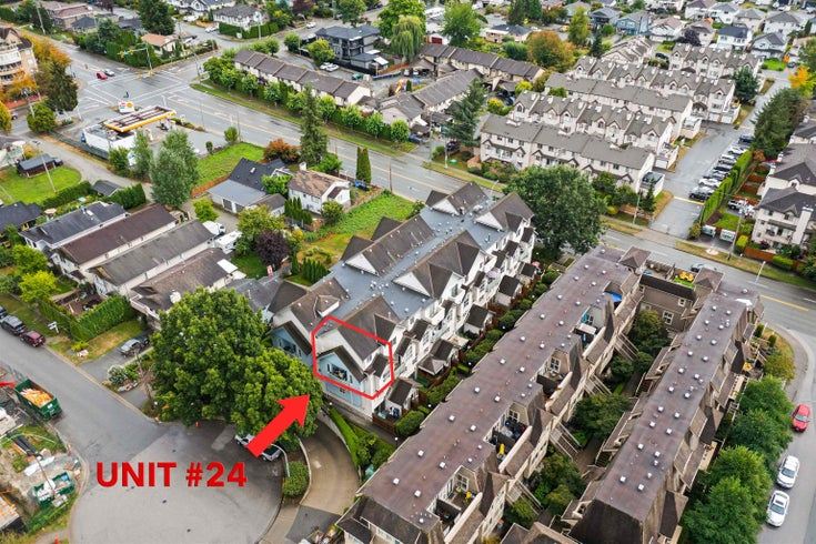 24 2378 RINDALL AVENUE - Central Pt Coquitlam Apartment/Condo for sale, 2 Bedrooms (R2613085)