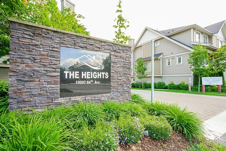 33 19097 64 AVENUE - Cloverdale BC Townhouse for sale, 3 Bedrooms (R2613145)