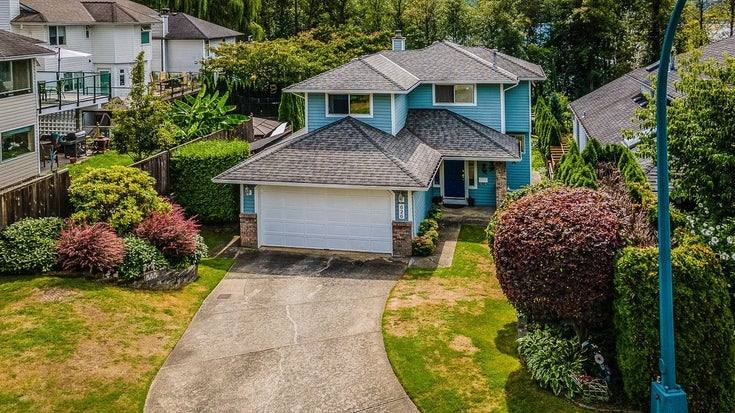 626 BENTLEY ROAD - North Shore Pt Moody House/Single Family for sale, 5 Bedrooms (R2613182)