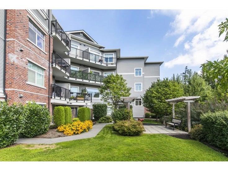 208 19530 65 AVENUE - Clayton Apartment/Condo for sale, 1 Bedroom (R2613255)