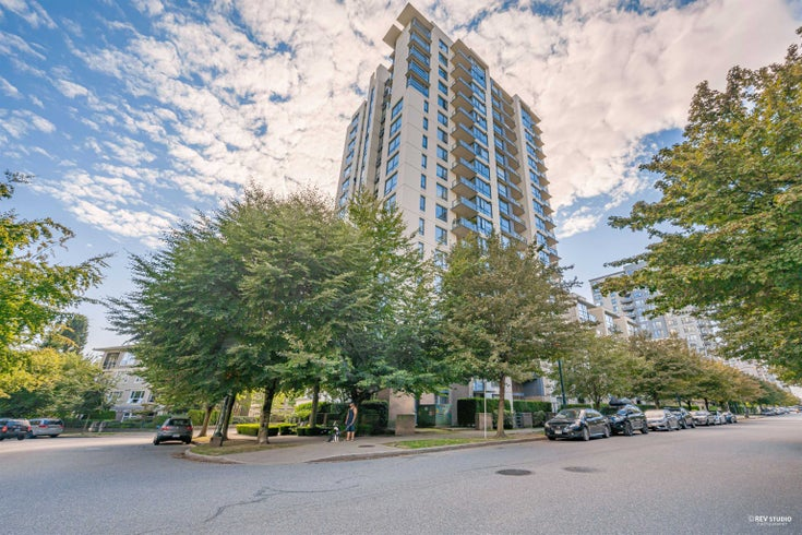 907 3588 CROWLEY DRIVE - Collingwood VE Apartment/Condo for sale, 2 Bedrooms (R2613288)