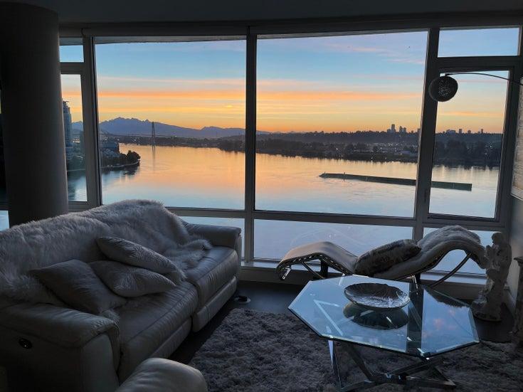 1305 210 SALTER STREET - Queensborough Apartment/Condo for sale, 2 Bedrooms (R2613386)