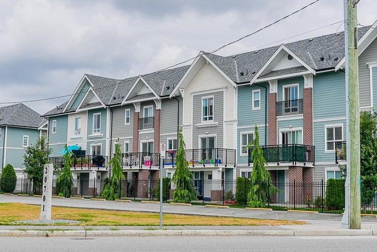 5 20723 FRASER HIGHWAY - Langley City Townhouse for sale, 3 Bedrooms (R2613498)