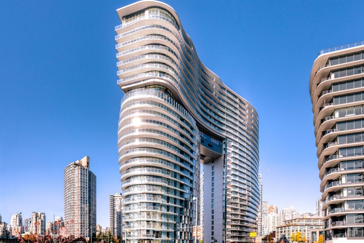 1383 87 NELSON STREET - Yaletown Apartment/Condo for sale, 1 Bedroom (R2613517)