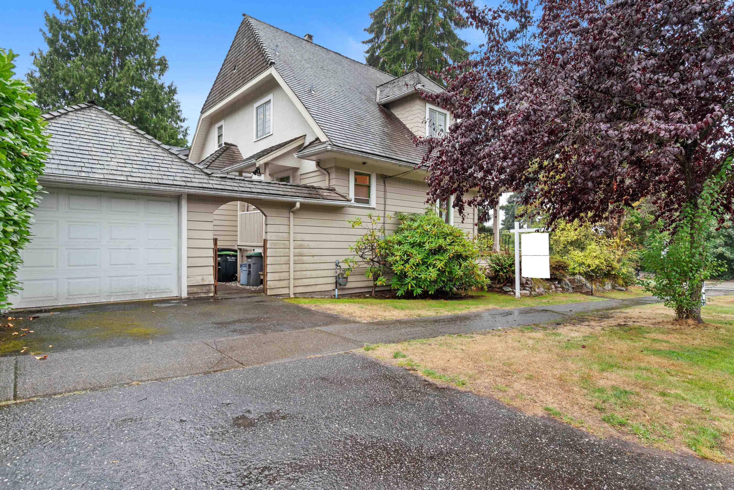5510 BLENHEIM STREET - Kerrisdale House/Single Family for sale, 3 Bedrooms (R2613554)
