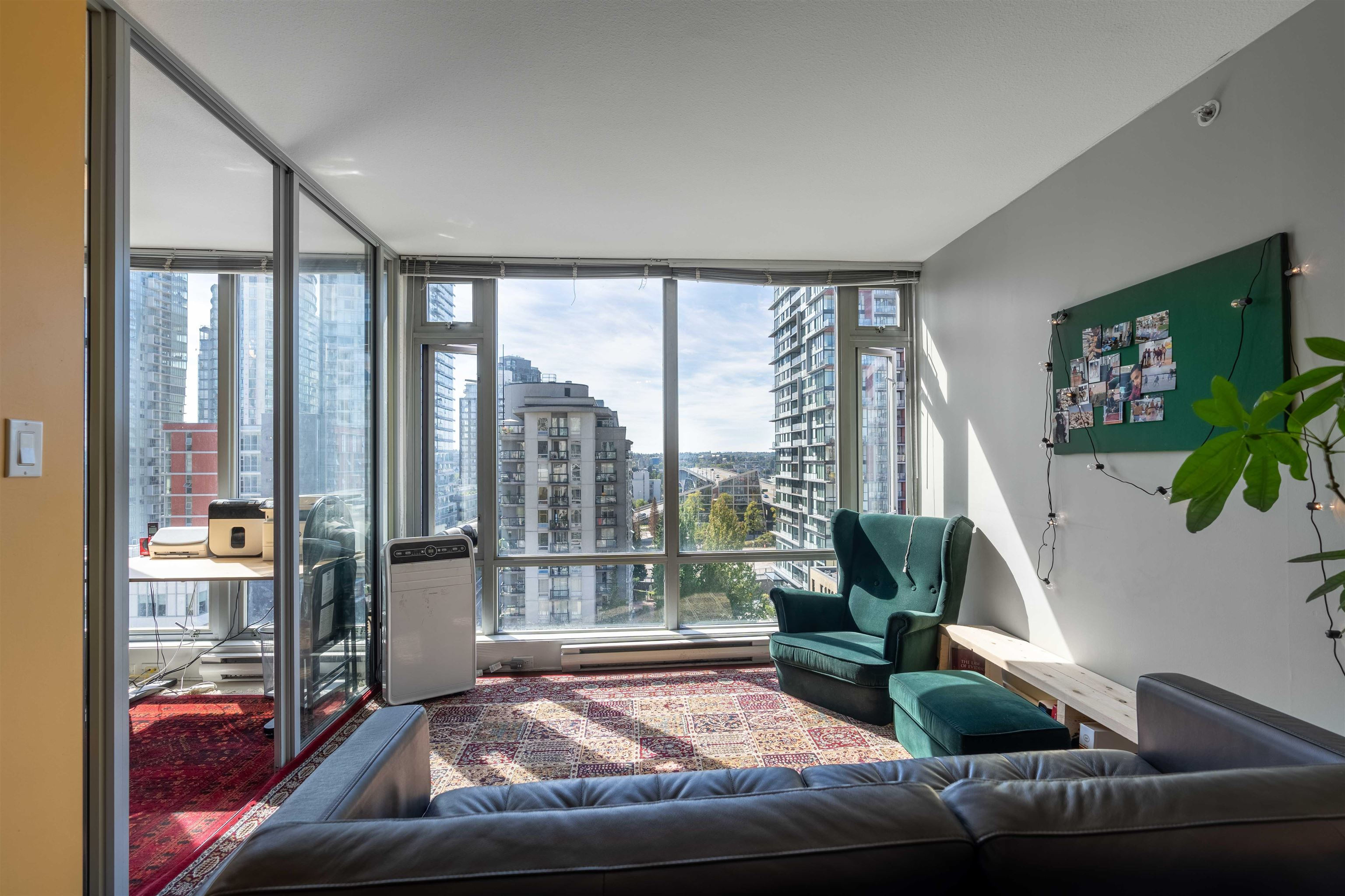 1103 1255 SEYMOUR STREET - Downtown VW Apartment/Condo for sale, 1 Bedroom (R2613560) - #1