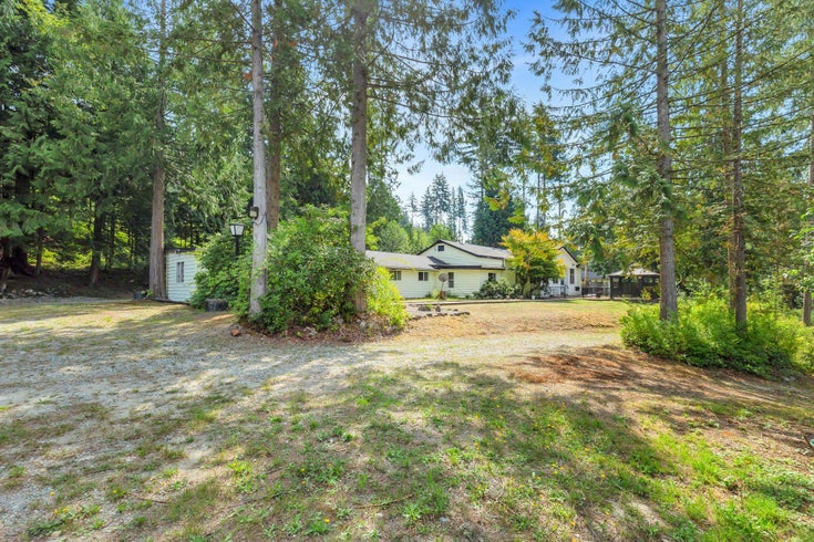 12458 DEWDNEY TRUNK ROAD - Steelhead House with Acreage for sale, 19 Bedrooms (R2613610)