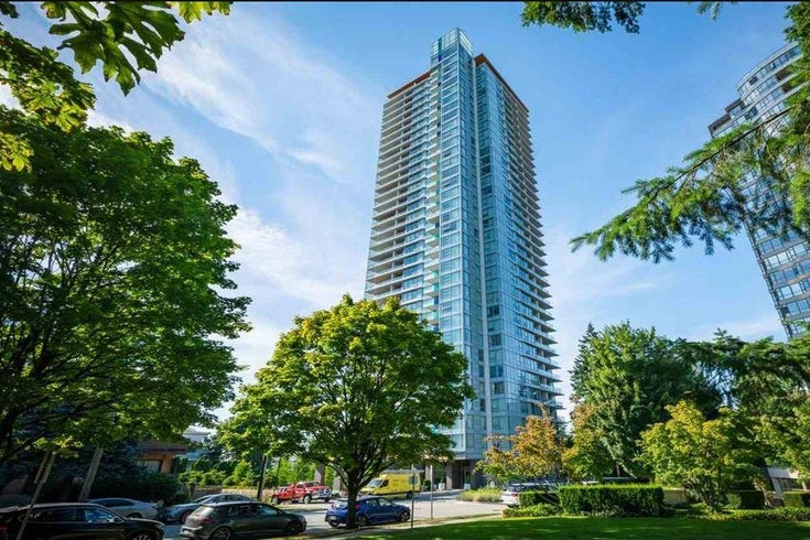 2502 5883 BARKER AVENUE - Metrotown Apartment/Condo for sale, 2 Bedrooms (R2613612)