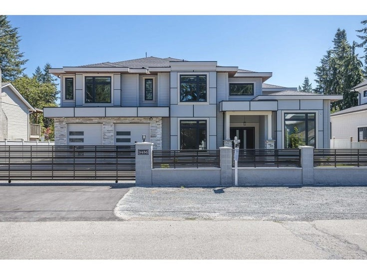 3456 199 STREET - Brookswood Langley House/Single Family for sale, 6 Bedrooms (R2613675)